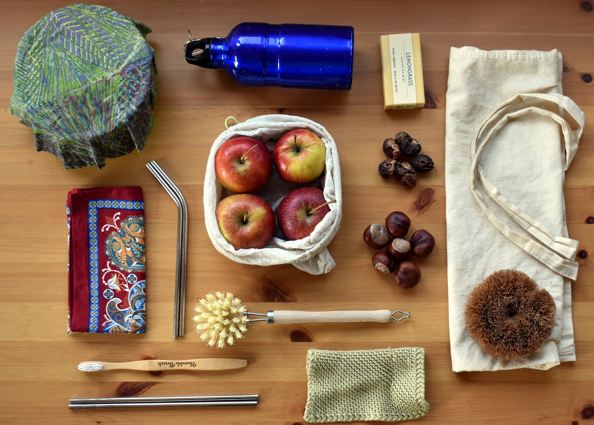 7 of the Easiest Zero-Waste Switches You Can Make