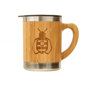 Bamboo & Stainless Steal Mug