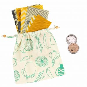 Beeswax Wrap Set Famil Surprise