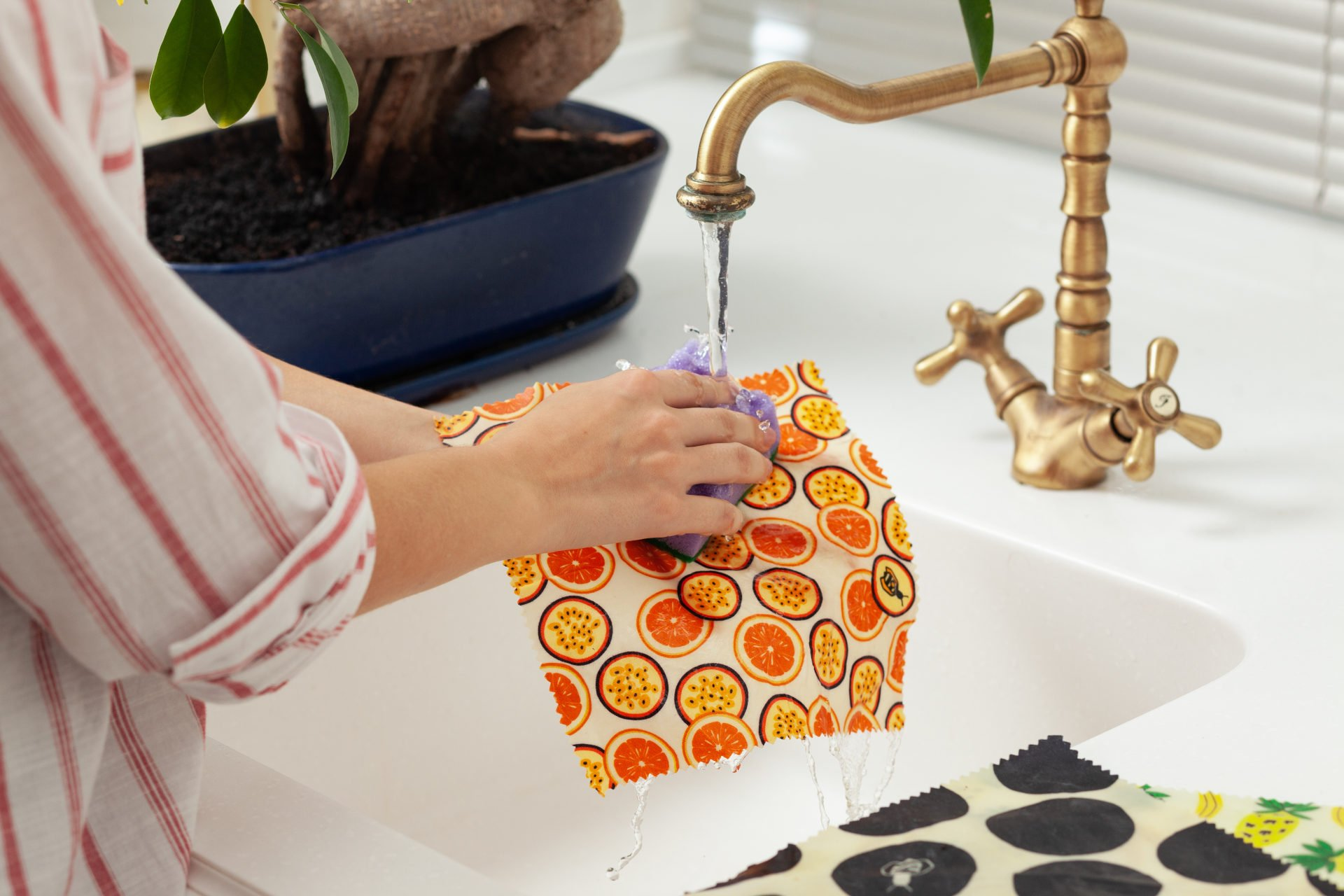 How Do You Wash Beeswax Wraps?