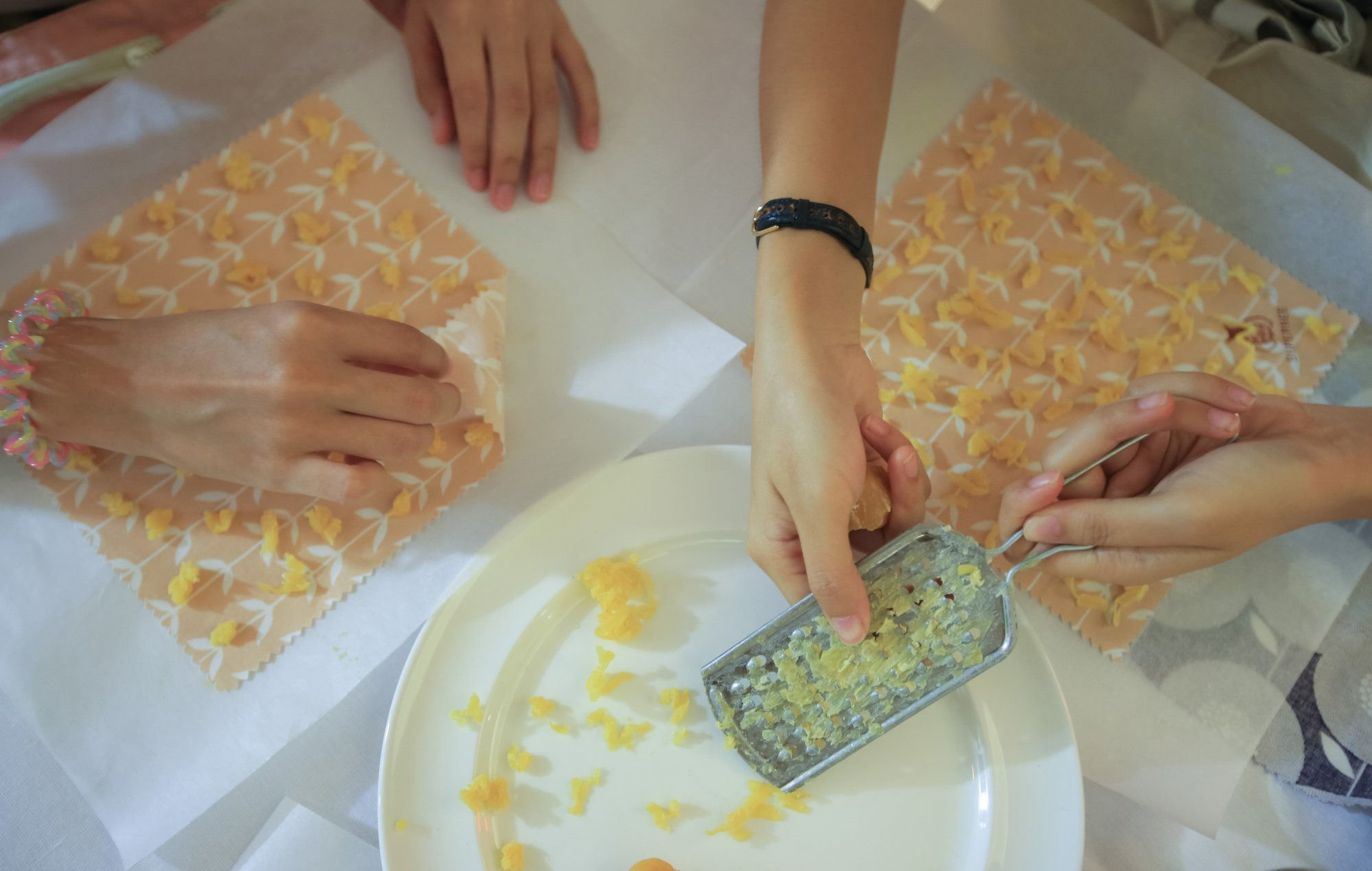 How to make Beeswax Wraps?