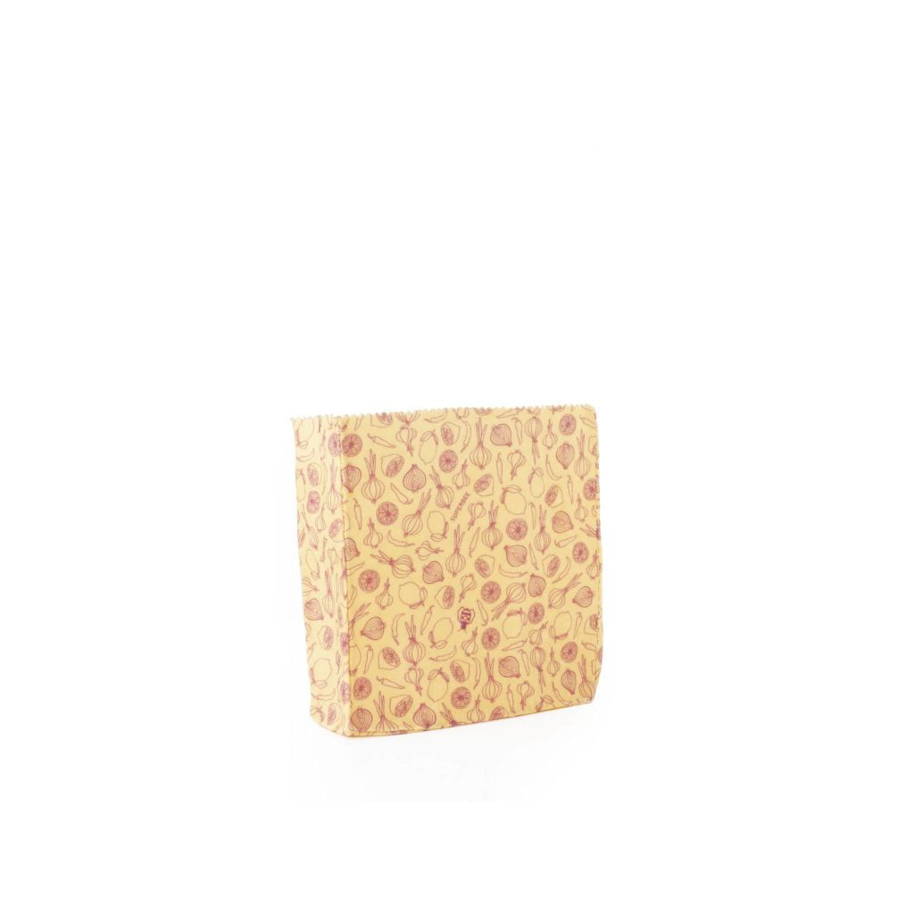 beeswax food bags small
