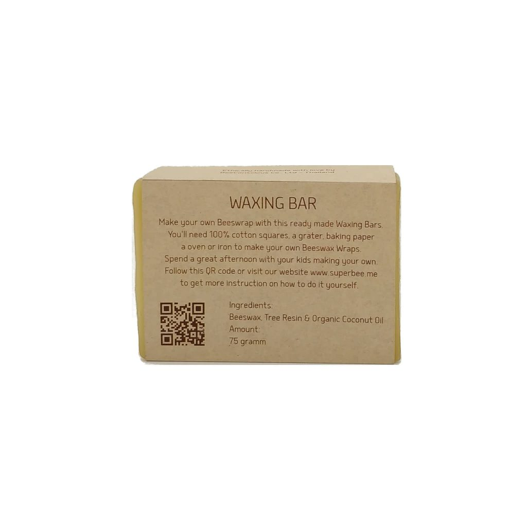 Wax Bar from Back