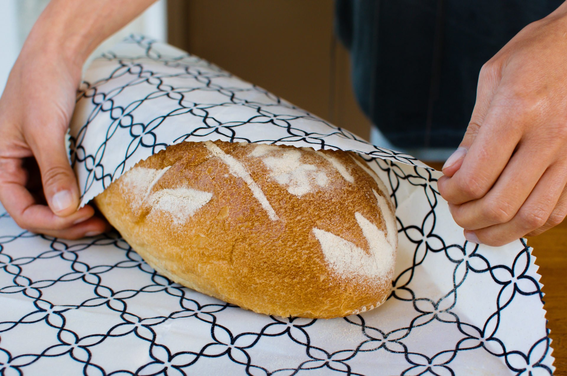 Nobody Ever Got Stale Bread Using a Bread Wrap
