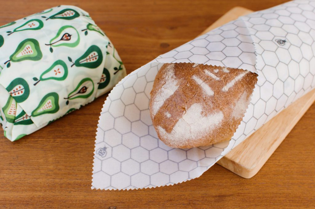 Beeswax Wrap XXL wrapping Bread
