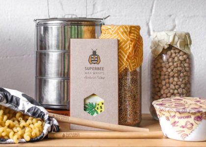 Zero Waste Products from SuperBee